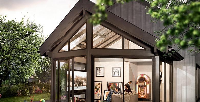 Isolation Fenetre Veranda - Veranda Et Abri Jardin destiné Serre Tonneau Occasion