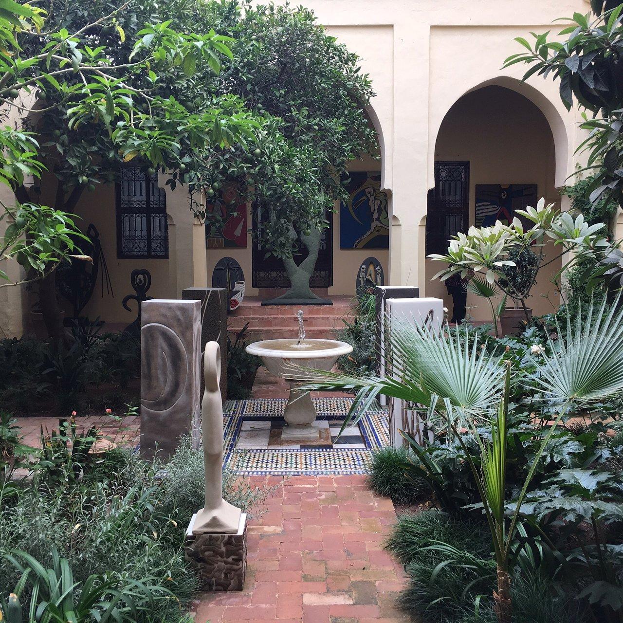 Jardin Agadir Élégant Dar Moulay Ali Maison De La France A ... avec Salon De Jardin Mr Bricolage Maroc