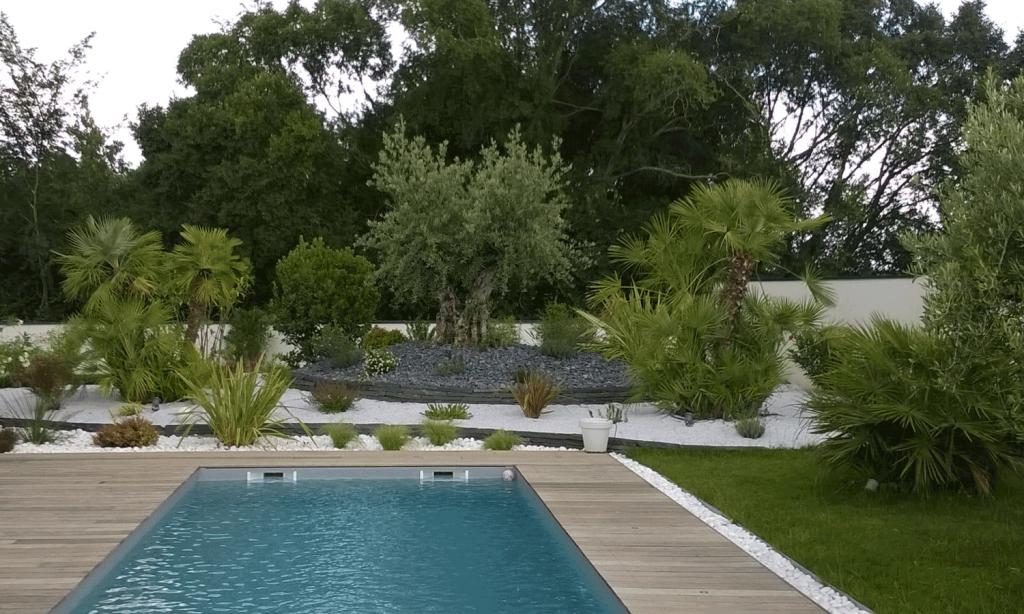 Jardinerie Des Tropiques | A Muret Et Labarthe : Pierres ... concernant Plantes Pour Bords De Piscine
