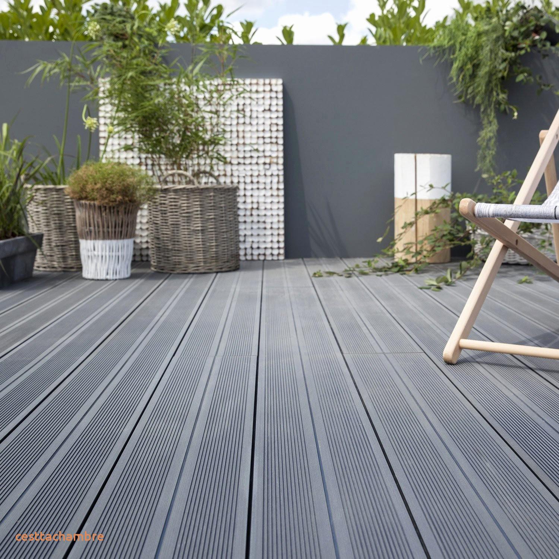 Kit Terrasse Composite Brico Depot - Veranda-Styledevie.fr concernant Dalle Sur Plot Brico Depot
