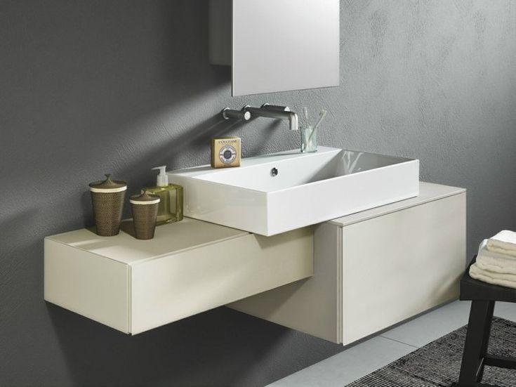 Lavabo Salle De Bain De Design Italien Moderne En 35 ... concernant Vasque Design Italien