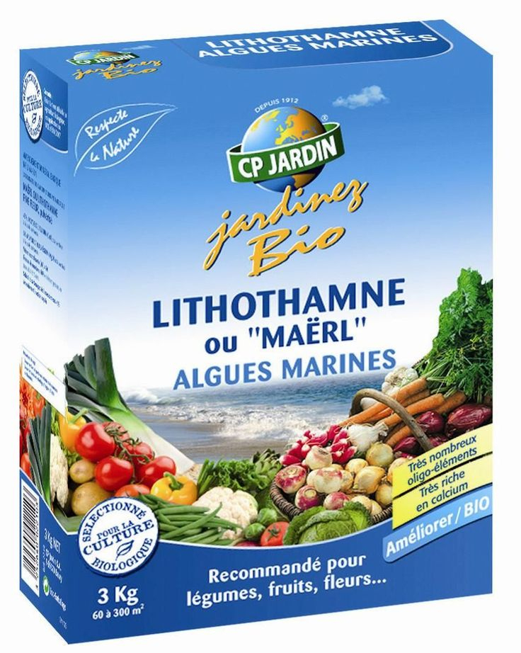 Lithothamne - Jardinerie - Jardiland | Engrais Naturel ... destiné Lithothamne Jardiland