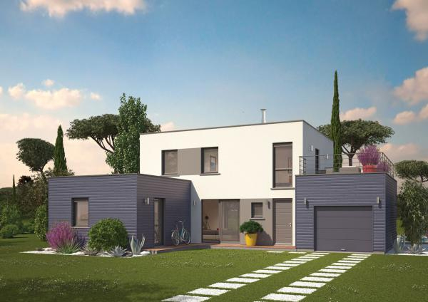 Maison Moderne Sans Toit destiné Toit Terrasse Sans Acrotère