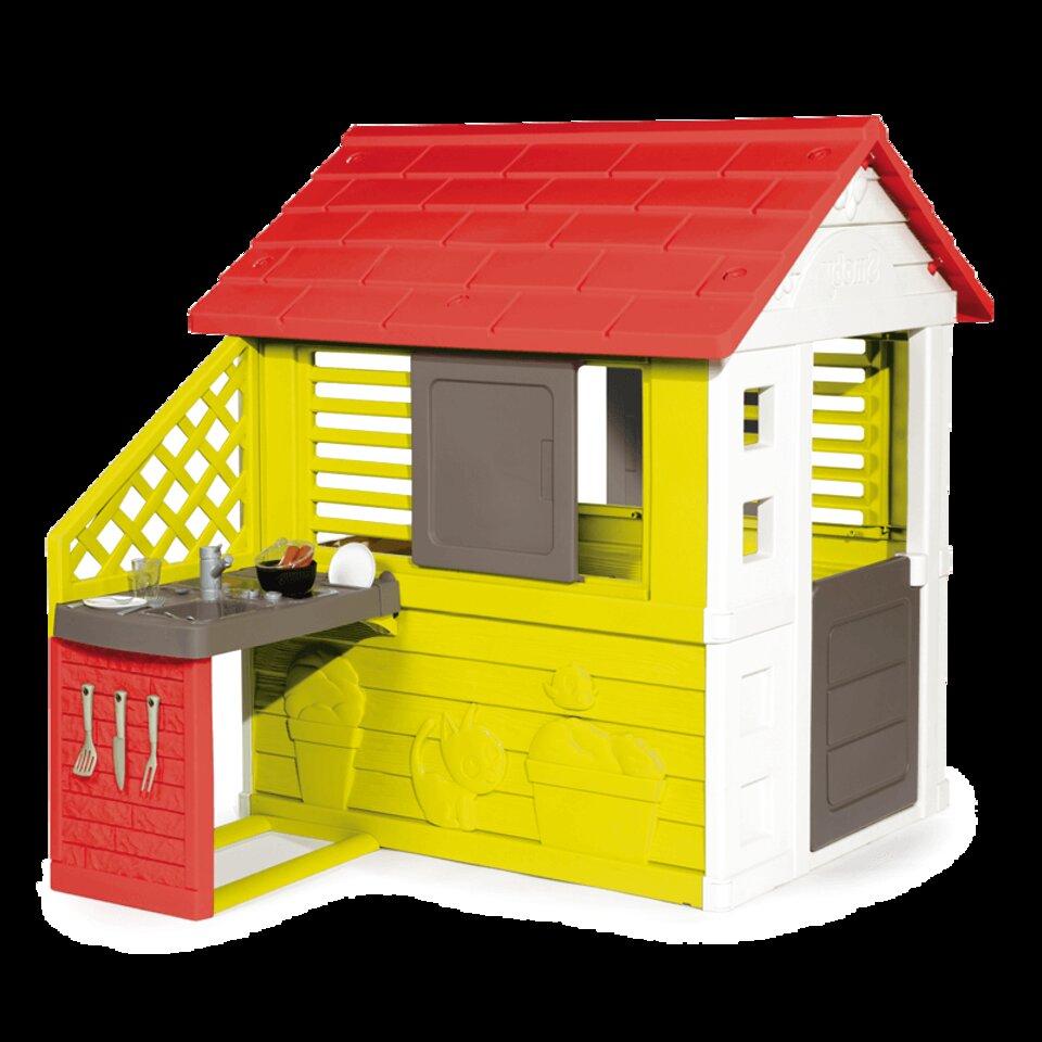 Maison Smoby D'Occasion En Belgique (70 Annonces) serapportantà Cabane Smoby Occasion
