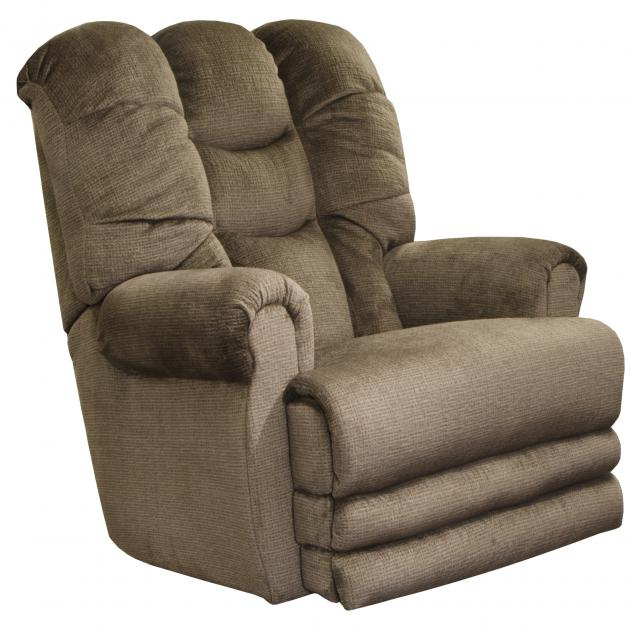 Malone Truffle Big Man Power Recliner concernant Chaise Malone But