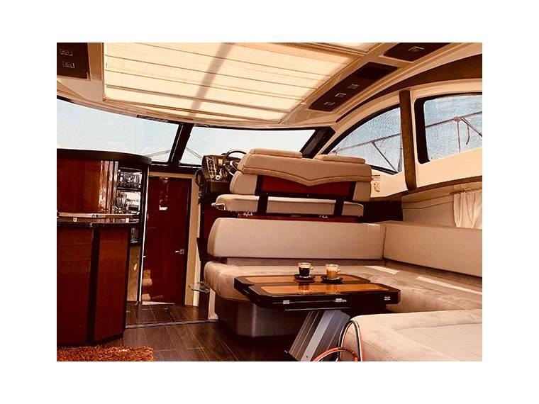 Marquis 420 Sport Coupe En Attiki | Yacht À Moteur D ... concernant Marquise D'Occasion