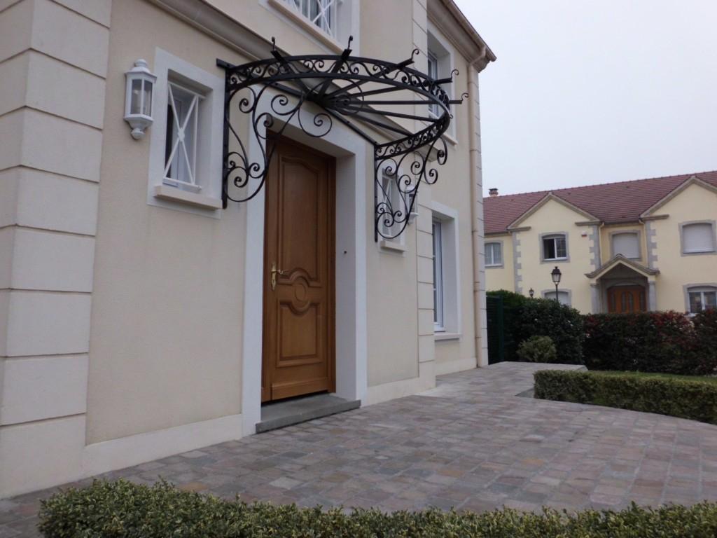Marquises Et Portes D'Entrée - L'Art De Faire à Marquise D'Occasion