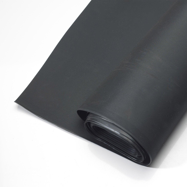 Membrane D'Étanchéité Pour Toit Plat Easygum Gris L.0.5 X ... destiné Goudron De Norvège Leroy Merlin