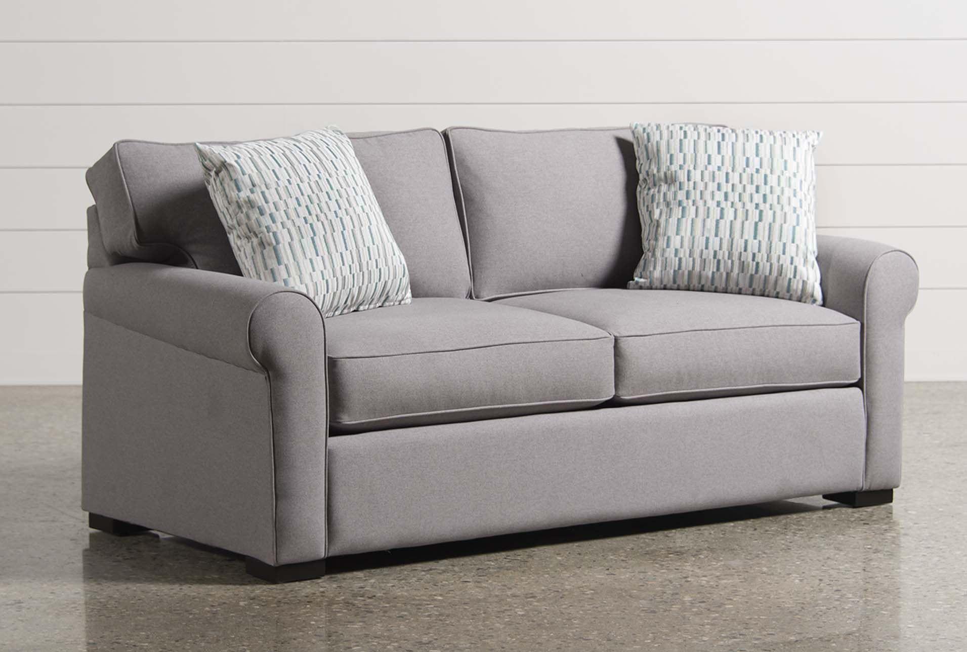 Mia Memory Foam Full Sleeper | Foam Sofa, Hardwood Design ... pour Sofa Dreams France