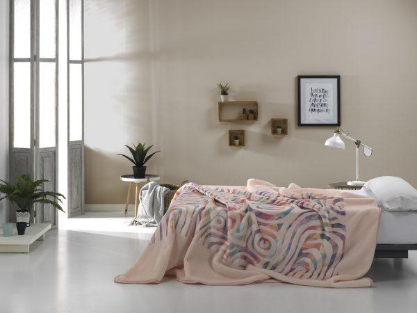 Mora - Couverture 3D Art #J62 - Riches.ma dedans Gifi Couverture Polaire