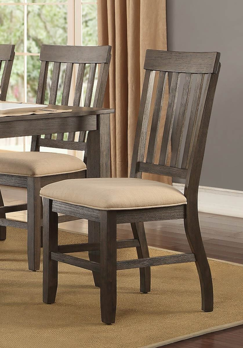 Nantes Classic Fabric/Wood Dining Chair, Beige/Brown By ... destiné Living Store Nantes