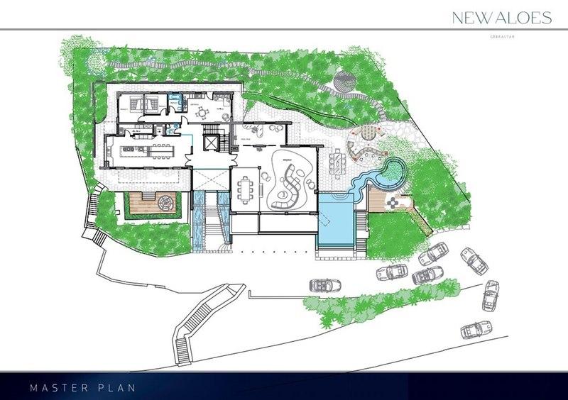 New-Aloes À Gibraltar | Construire Tendance tout Gertrud+Franck+Plan+Jardin