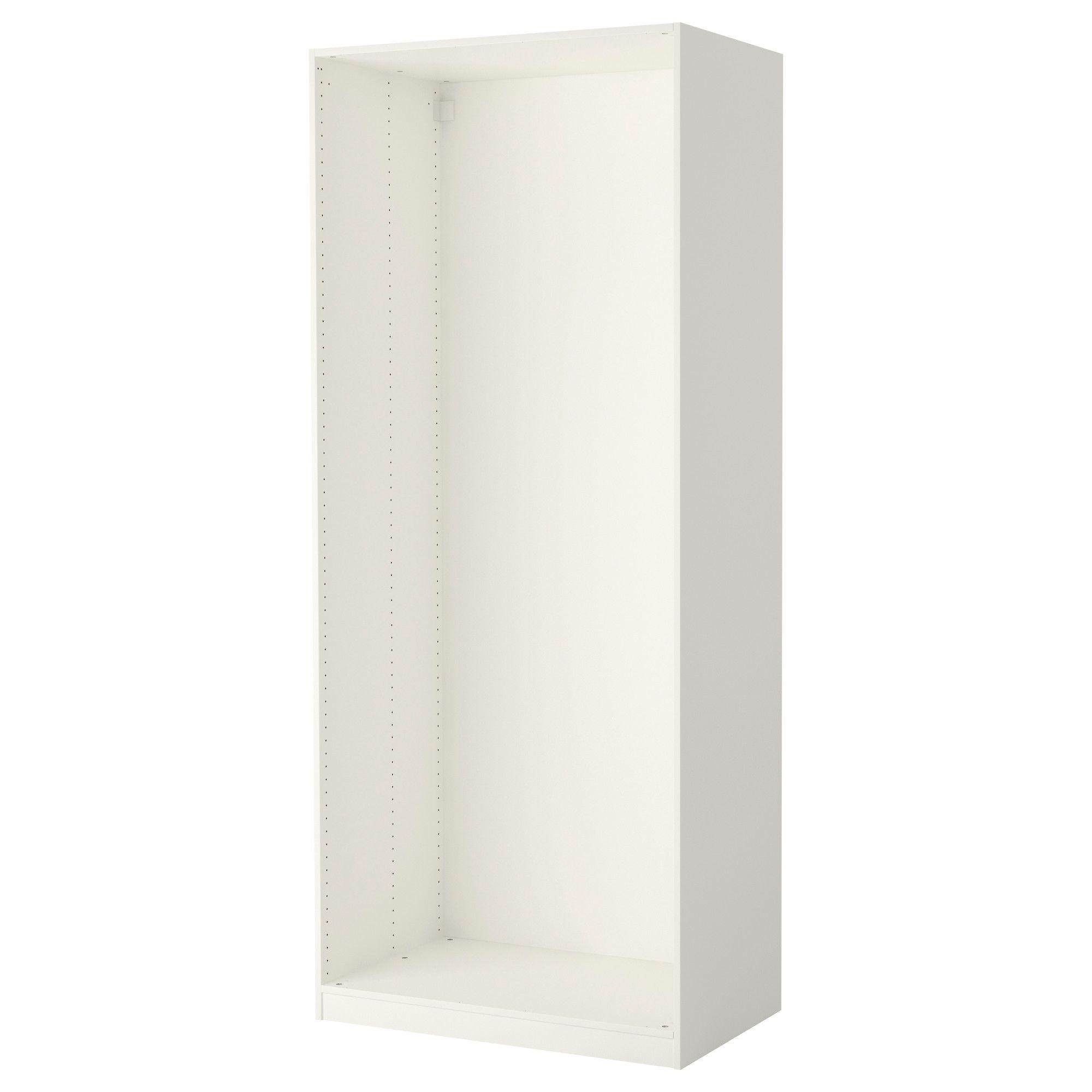 Pax Caisson D'Armoire - Blanc 100X58X236 Cm | Armoire ... intérieur Caisson Pax Ikea 100X58X236