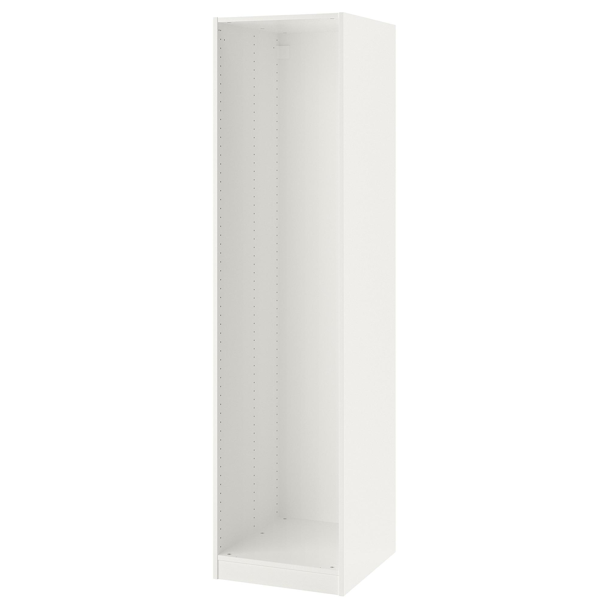Pax Caisson D'Armoire, Blanc, 50X58X201 Cm - Ikea pour Caisson Pax Ikea 100X58X236
