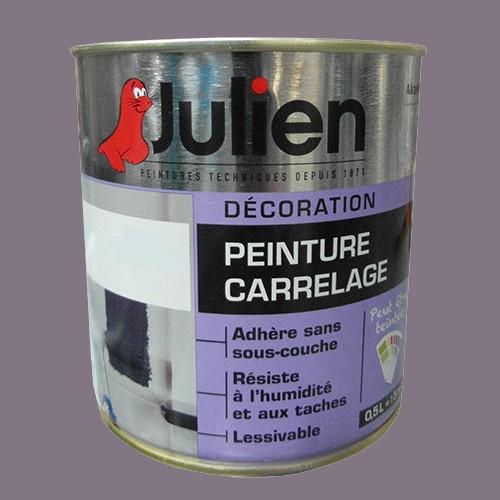 Peinture Acrylique Carrelage Julien Bûche 0,5L Brillant ... encequiconcerne Destock Carrelage Portet Sur Garonne