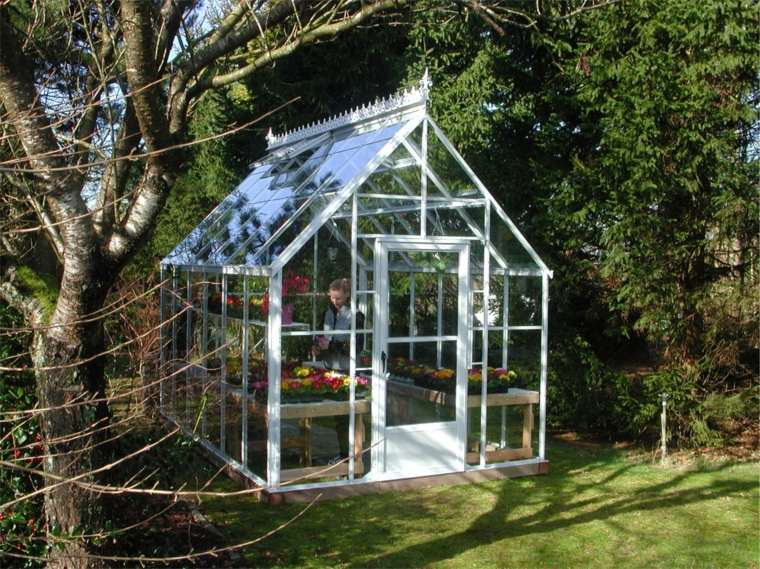 Petite Serre De Jardin : Choix Et Conseils tout Serre De Jardin Ancienne Occasion