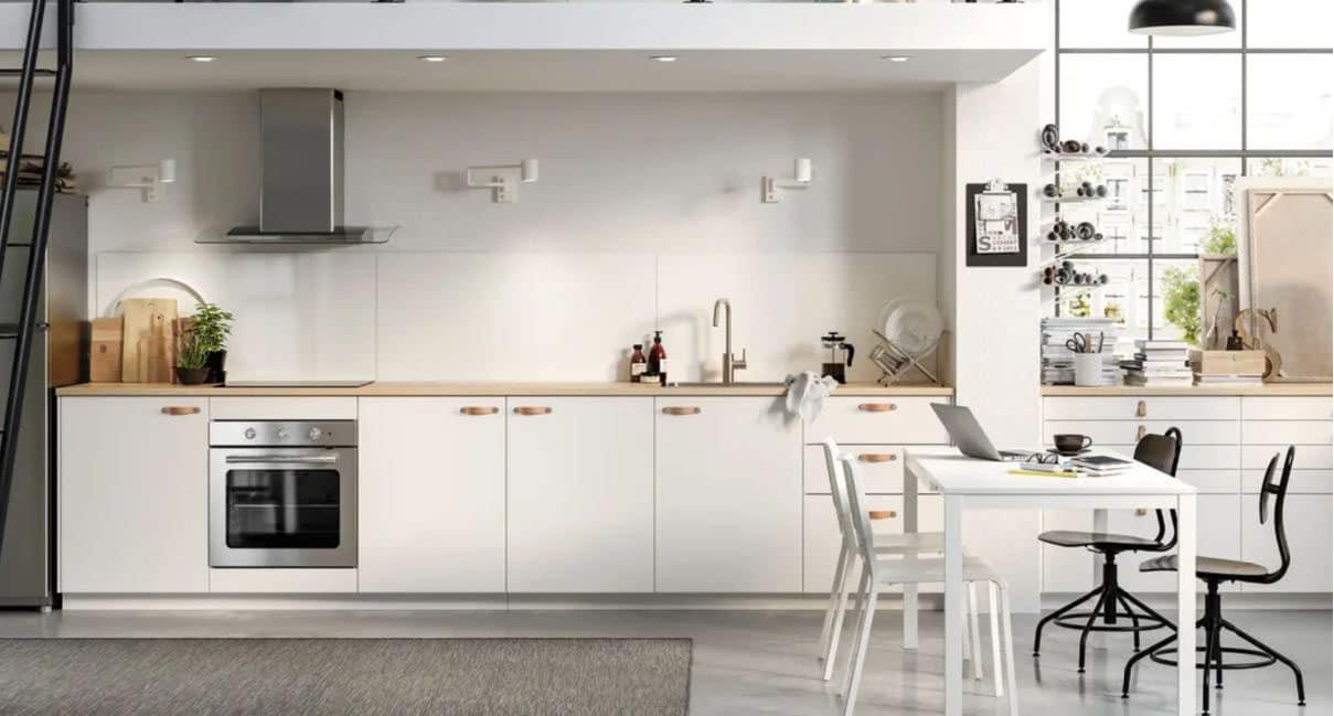 Placard De Cuisine Ikea : Sélection Des Meilleurs Modèles pour Plinthe Cuisine Professionnelle