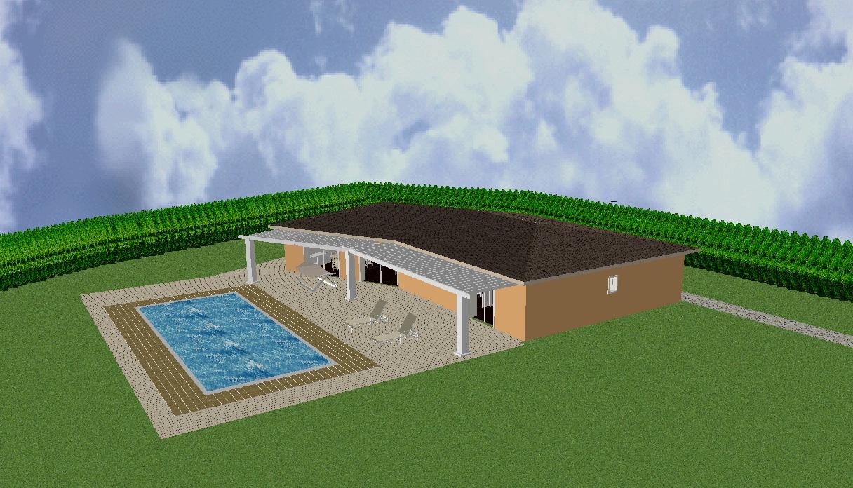 Plan Exterieur Maison 3D Gratuit concernant Logiciel Gratuit Aménagement Extérieur