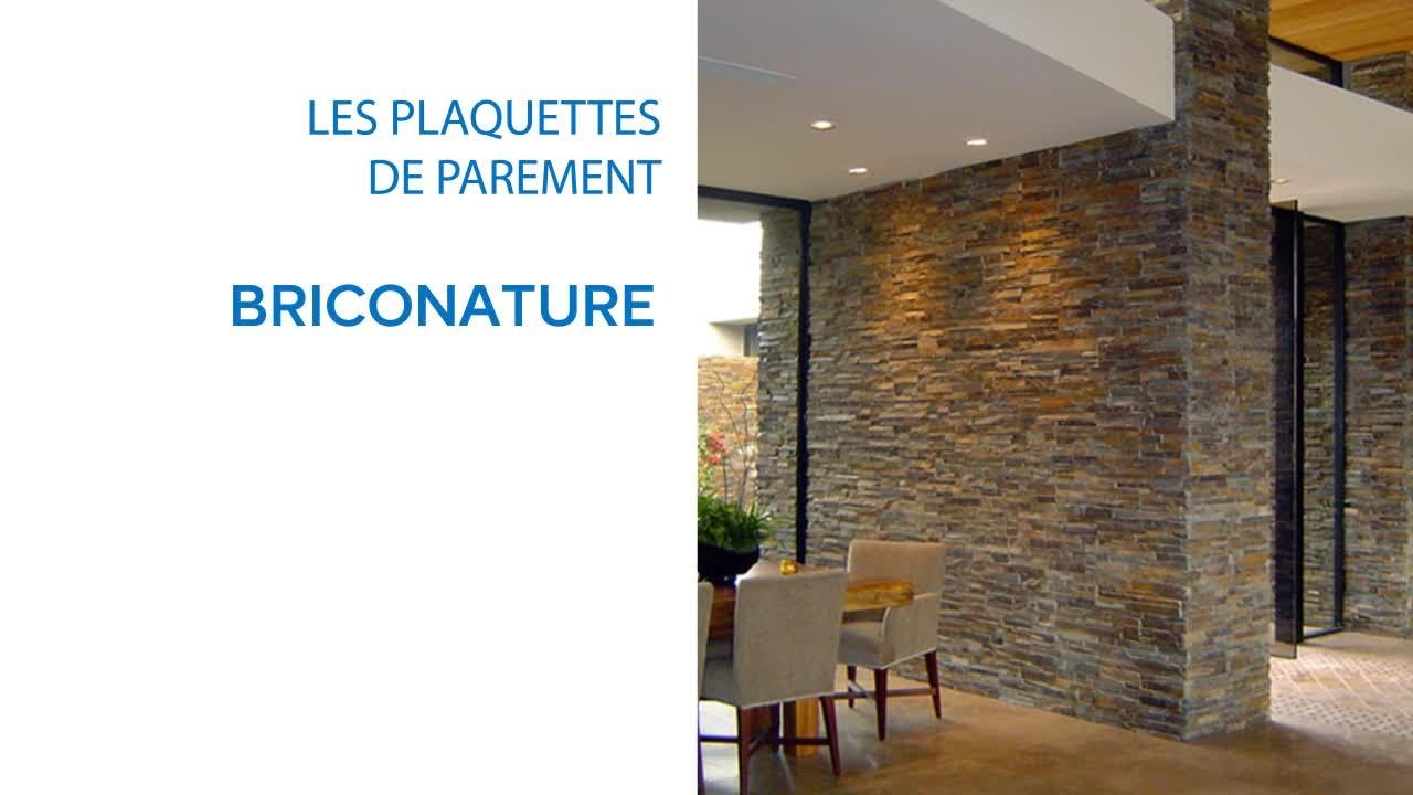 Plaquette De Parement Briconature ( 592492) Castorama ... serapportantà Plaque De Soubassement Castorama
