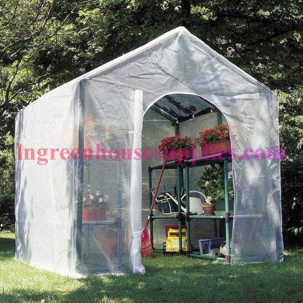 Polytunnel Greenhouse Supplies destiné Serre 6X3X2