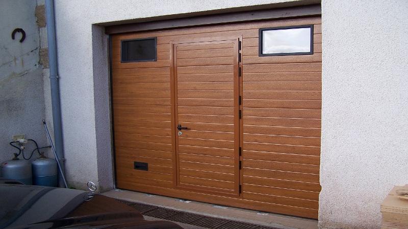 Porte De Garage Avec Portillon Le Bon Coin - Idées De Travaux concernant Le Bon Coin Marquise De Porte