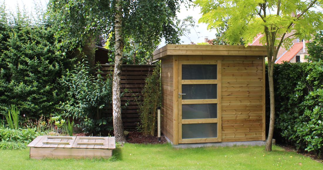 Pourquoi Acheter L'Abri De Jardin Vintage ? - Exterior Living avec Green Outside Abri De Jardin