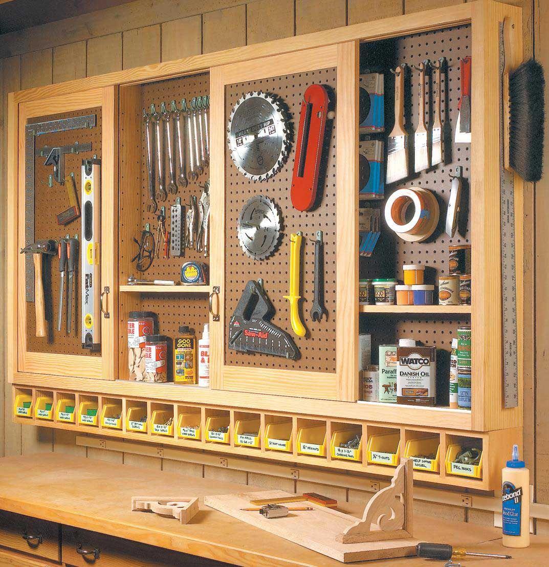 Rangement Outil Garage | Venus Et Judes tout Ratelier Outils Jardin