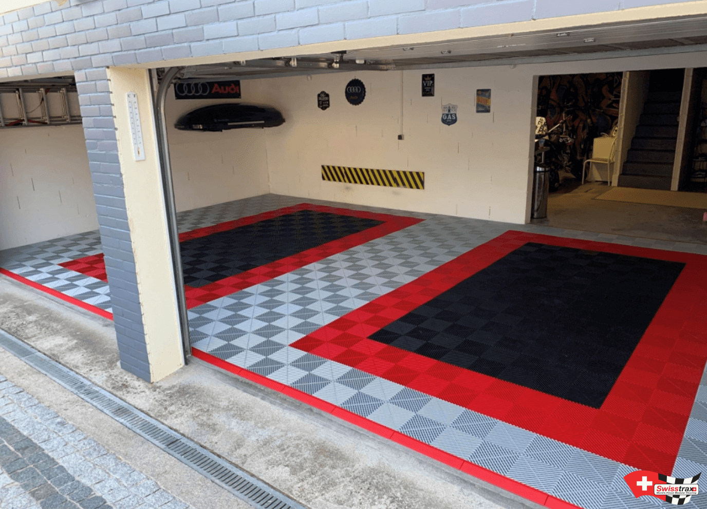 Revêtement Sol Garage En 2020 | Revetement Sol Garage ... dedans Dalle De Sol Batna 2020