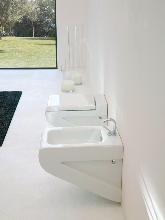 Salle De Bain Italienne Design Par Artceram- Dites Oui Au ... tout Vasque Design Italien