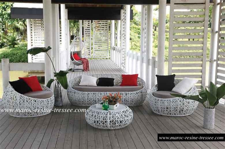 Salon De Jardin Casablanca Maroc - Châlet, Maison Et Cabane serapportantà Salon De Jardin Mr Bricolage Maroc