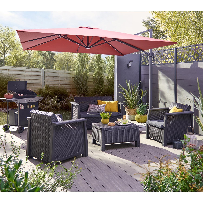 Salon De Jardin Leroy Merlin Quimper - Mailleraye.fr Jardin tout Leroy Merlin Incinérateur De Jardin