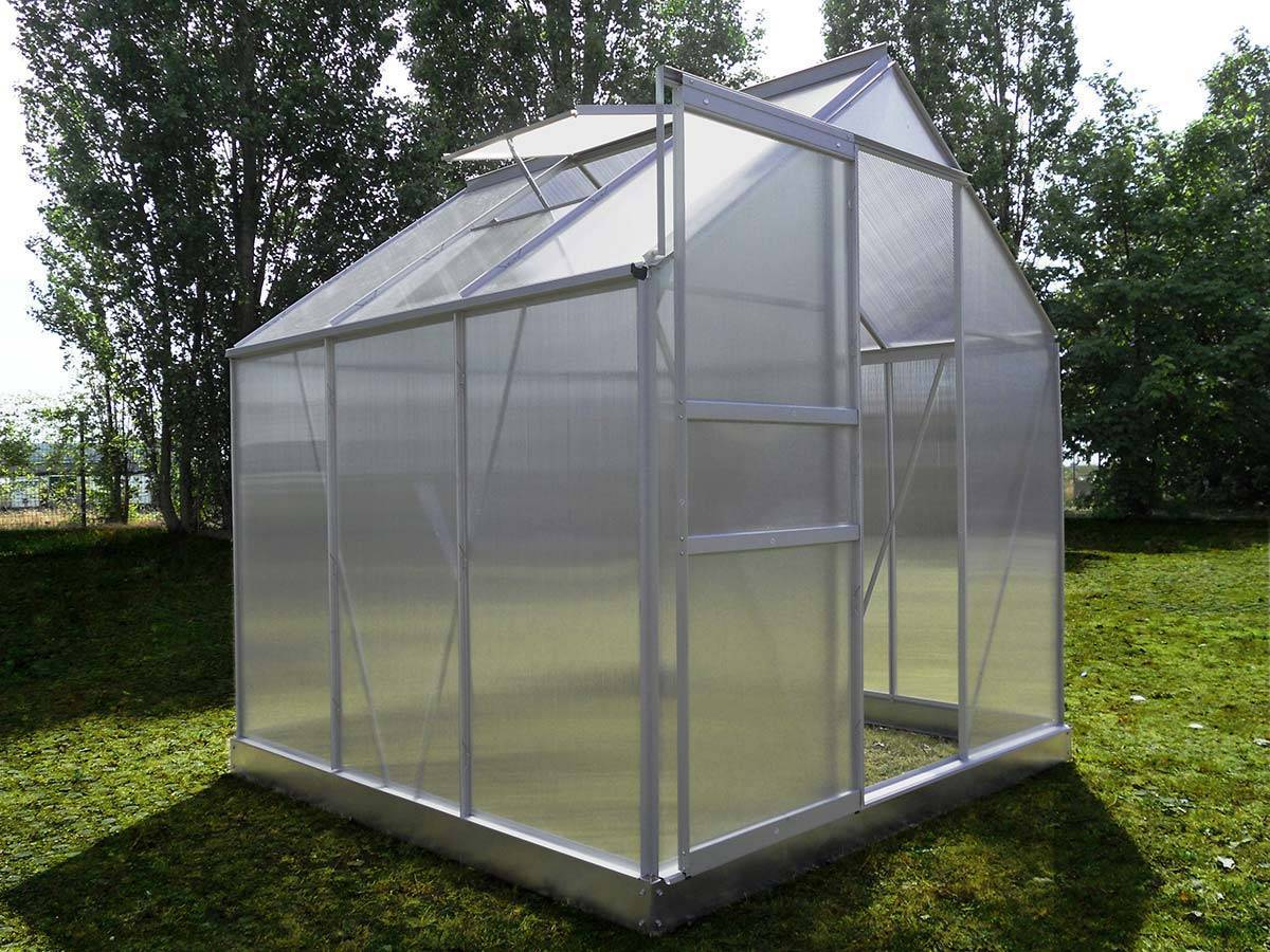 Serre De Jardin Polycarbonate Castorama - Terrae-Concept.fr concernant Serre De Jardin Lidl 2020