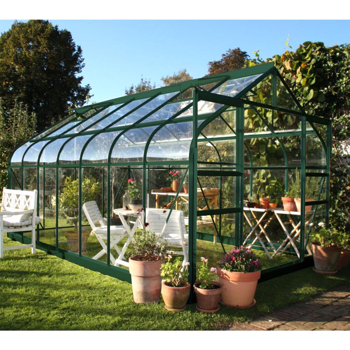 Serre Jardin D'Occasion | Plus Que 2 À -65% Intérieur ... avec Serre Horticole D'Occasion