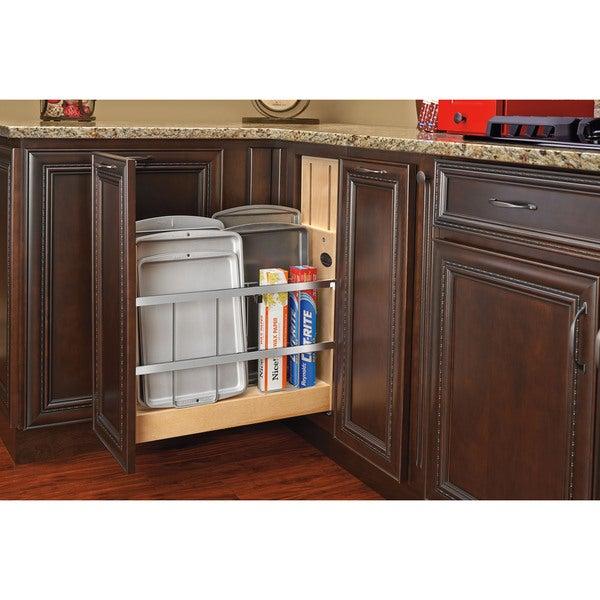 Shop Rev-A-Shelf 447-Bcbbsc-8C 8-Inch Tray Divider/ Foil ... à Reva Out
