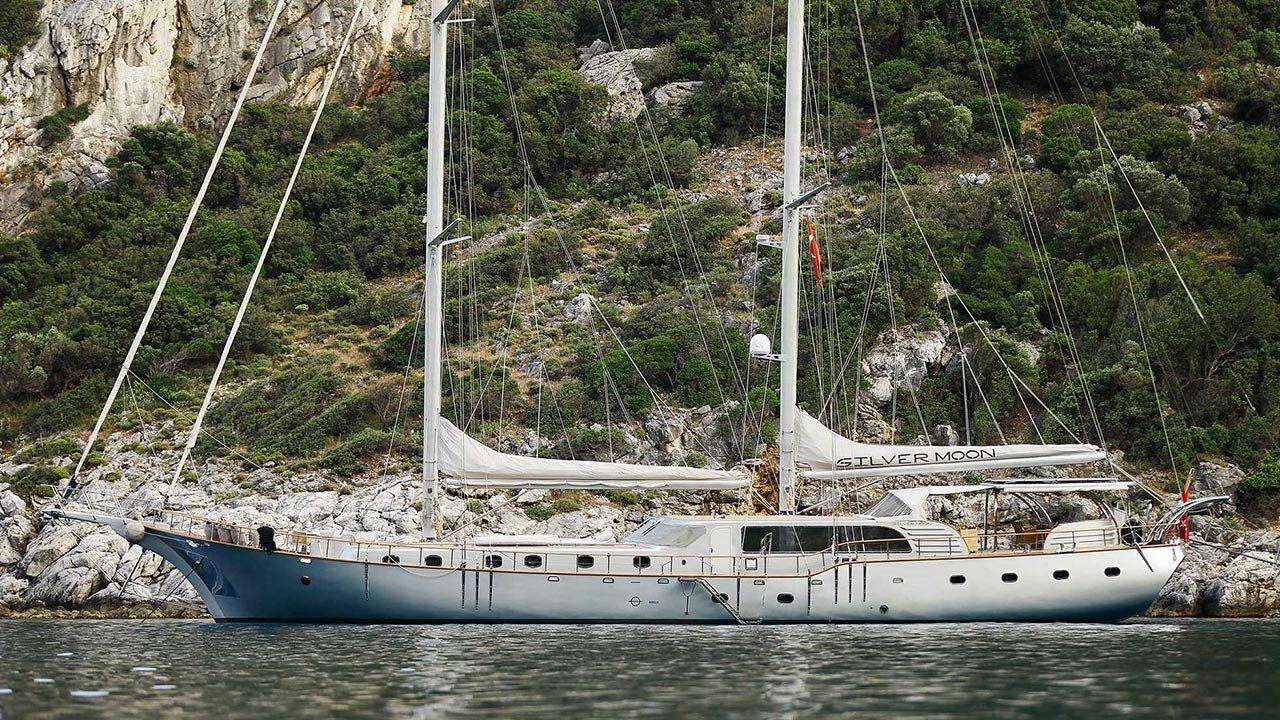 Silver Moon Yacht Charter Turkey, Greek Islands   Gulet ... encequiconcerne Fullmooncharter