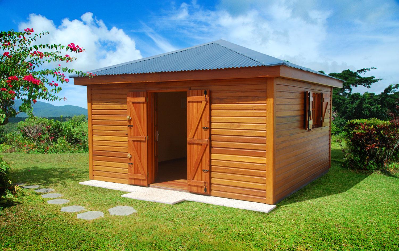 Simpexantilles - Constructeur De Maisons En Bois, Abris De ... avec Abris De Jardin Guadeloupe