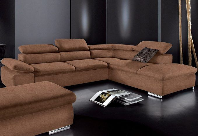 Sit&More Ecksofa, Wahlweise Mit Bettfunktion (With Images ... tout Diotti Ravel