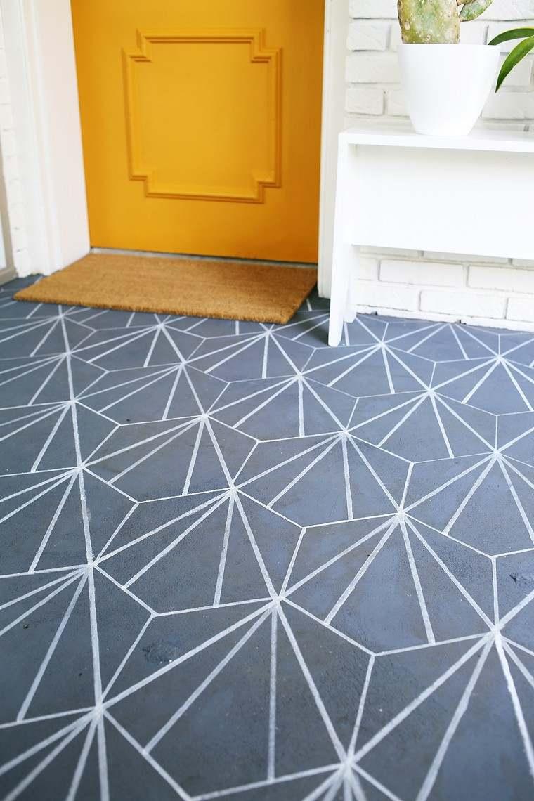 Sol Vinyle Imitation Carreau De Ciment : Rétro Et Moderne avec Sol Vinyle Imitation Carrelage Hexagonal