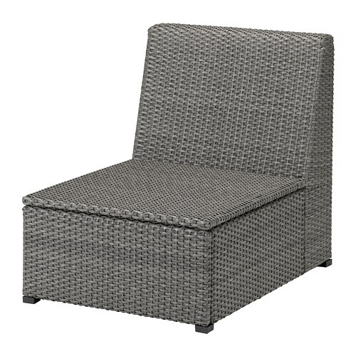 Sollerön One-Seat Section, Outdoor - Ikea à Ikea Solleron Review