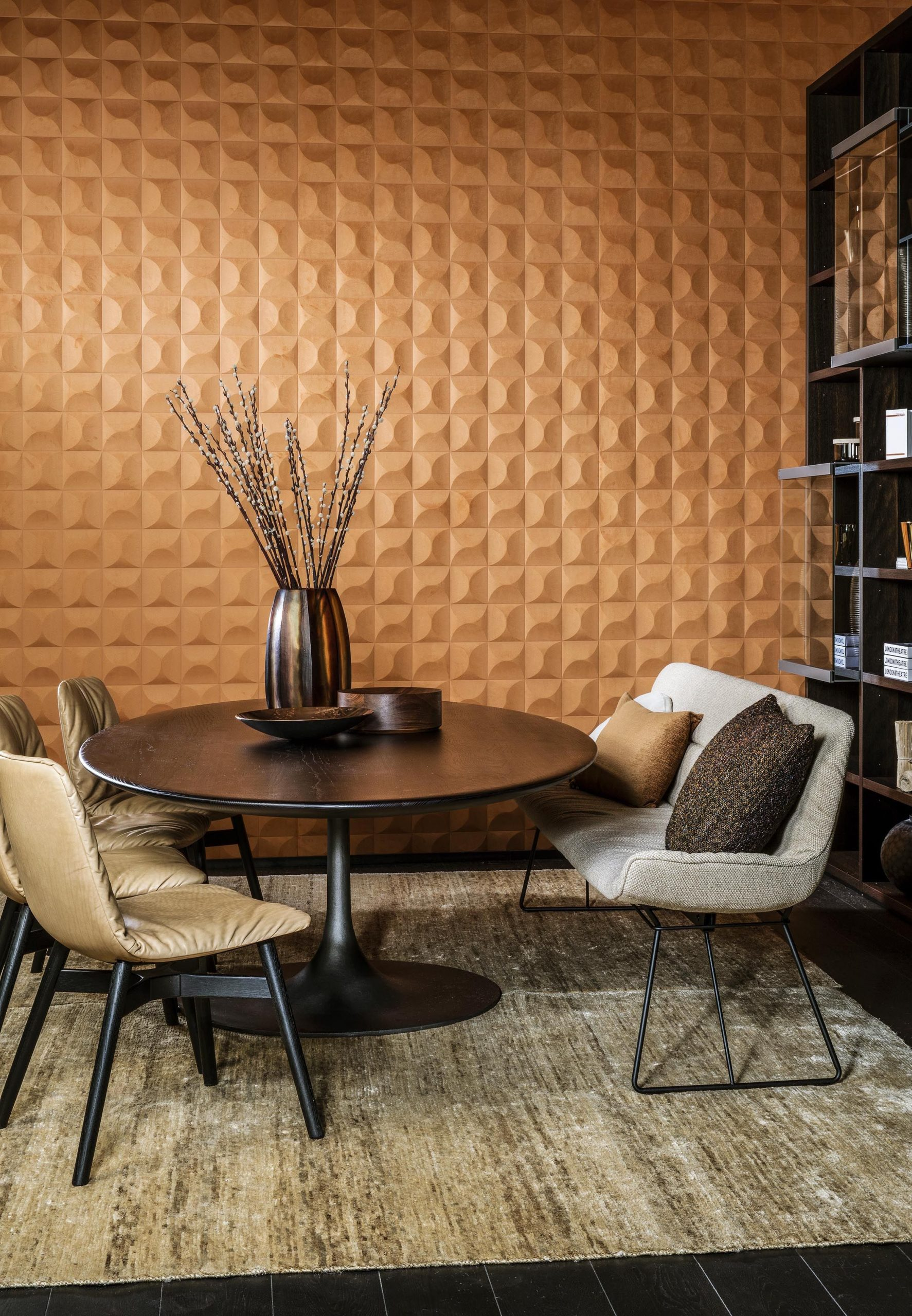 Spectra Carrelage Wallpaper (Sp61513) | Wall Coverings ... pour Carrelage Arte Design