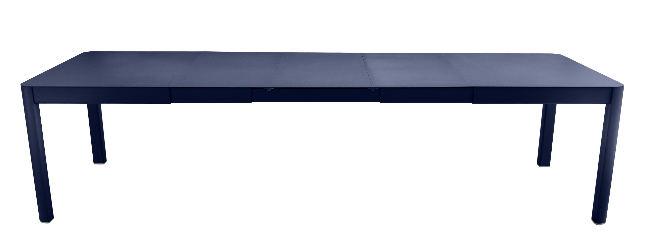Table À Rallonge Ribambelle Xl Fermob - Bleu | Made In Design encequiconcerne Table Fermob Cargo Soldes