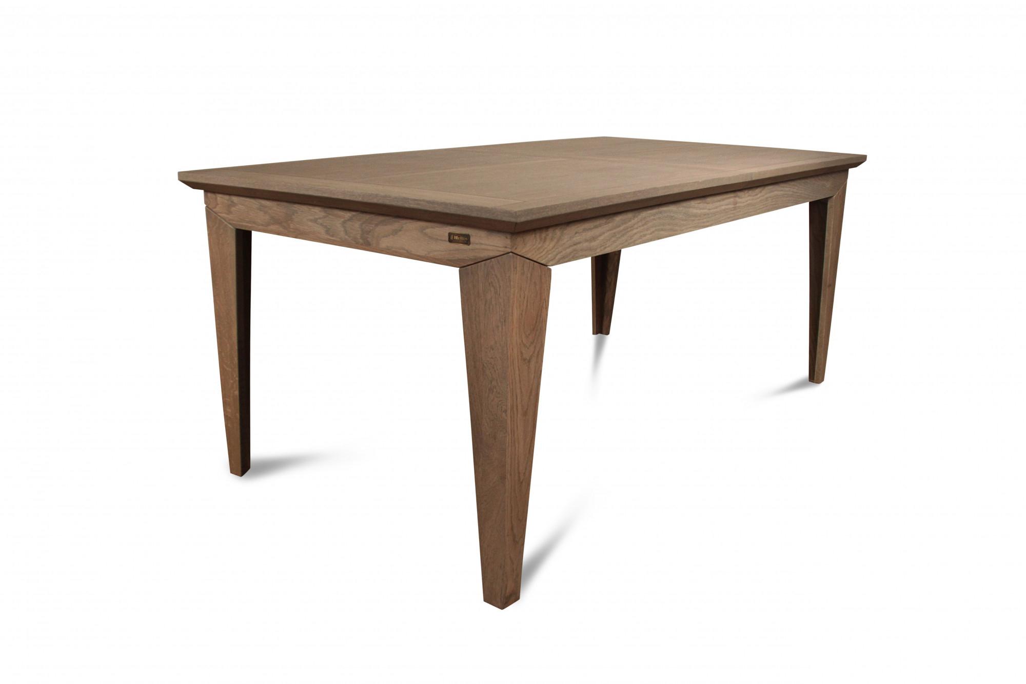 Table Basse Carree Bois 120X120 — Lamichaure serapportantà Meuble Hellin Occasion