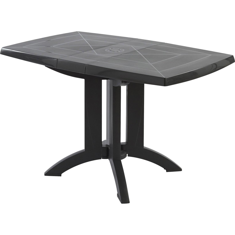 Table De Jardin Pliante Leroy Merlin destiné Centrakor Table De Jardin Pliante