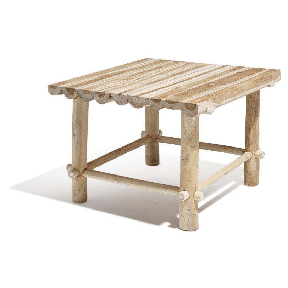 Table De Jardin | Table Basse, Table Basse Carrée Et Table ... pour Bout De Canapé Joseph Gifi
