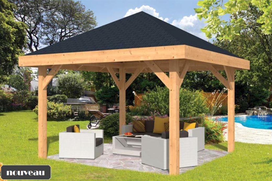 Tailacreaciones: Kiosque De Jardin En Bois avec Kiosque En Bois Occasion