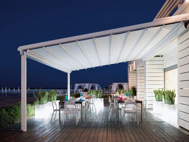 Terrasse Couverte : Toutes Les Solutions D'Aménagement ... serapportantà Terrasse Couverte Moderne