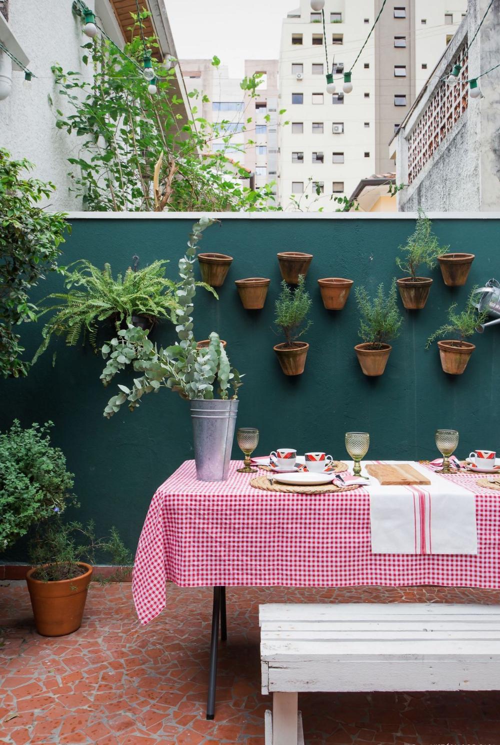 Terrasse : Inspirations Pour Décorer Les Murs Extérieurs ... concernant Decoration Mur Exterieur Maison En Tunisie