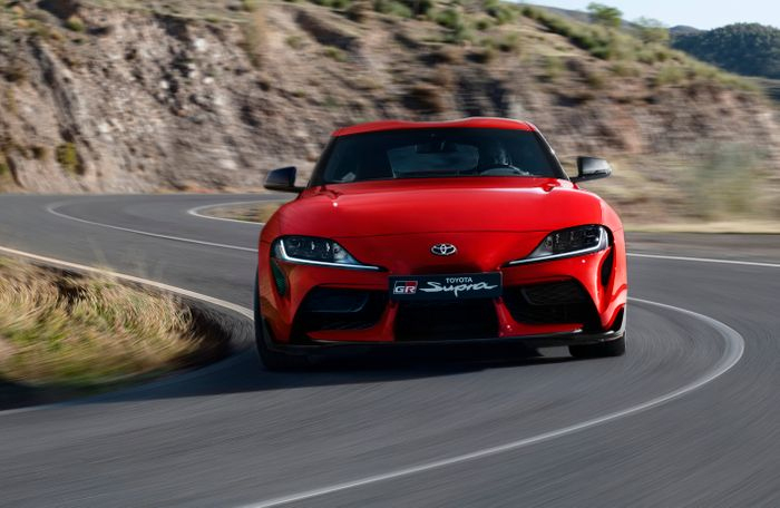There'S A 2.0-Litre Toyota Supra And It Could Replace The Gt86 tout Canapé Fort Dodge