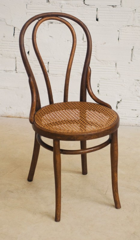 Thonet, Chairs, Vintage, Retro, Antique, Bistro, Chair ... avec Chaises Bistrot But