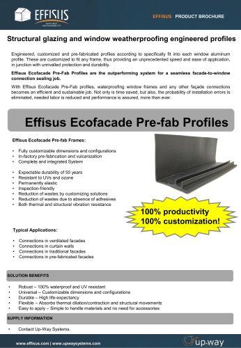 Tutti I Cataloghi E Le Schede Tecniche Effisus à Effisus Bond Ft